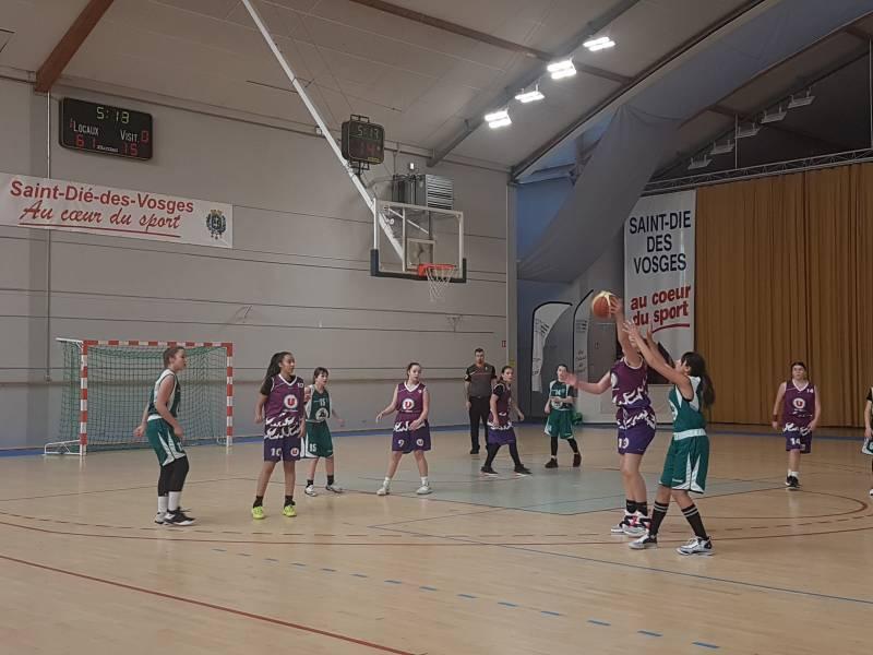 CTC hautes Vosges U15 - st dié (1)