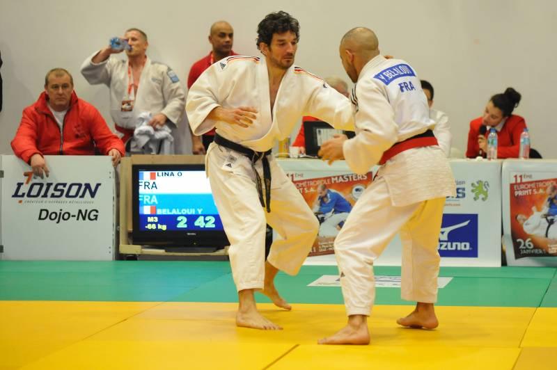 Olivier Lina en action