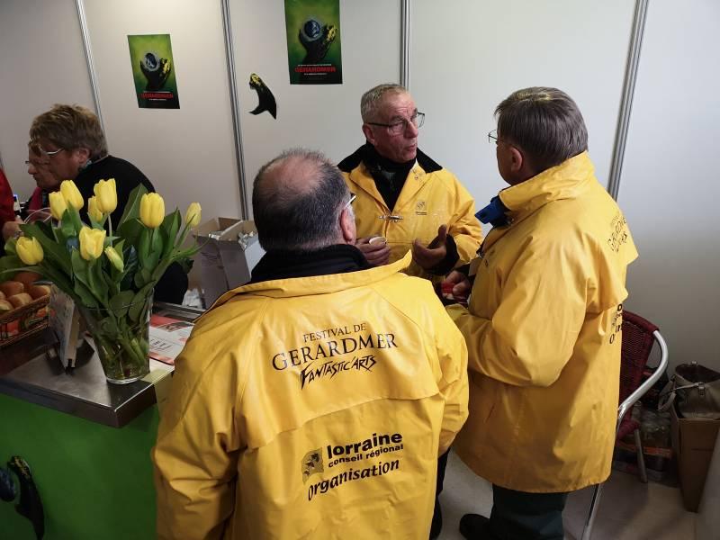 bénévoles festival gérardmer