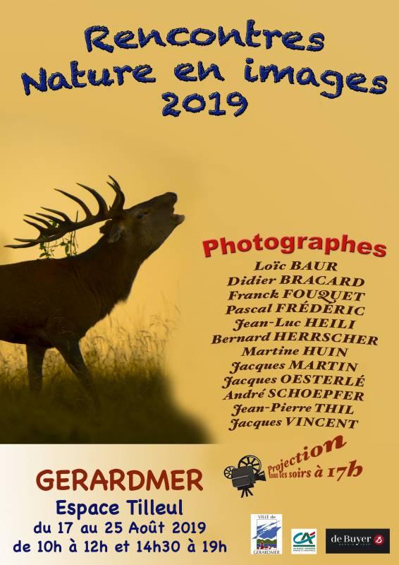 nature en images Affiche2019