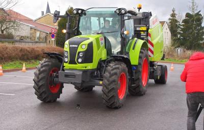 tracteur bulgnéville MFR
