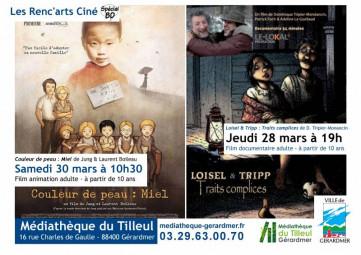 renc'arts ciné