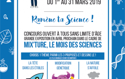 concours dessin mix'ture 2019