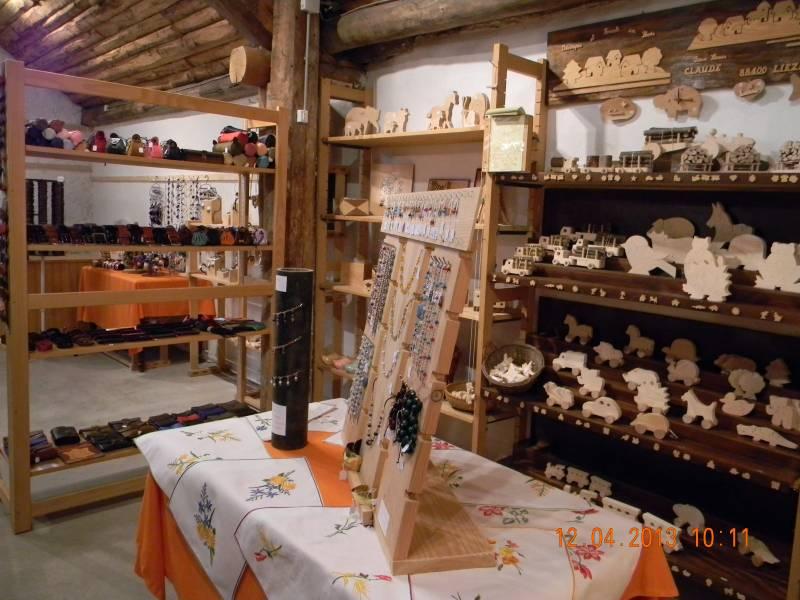maison de l'artisanat de liezey