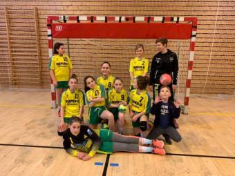 U13 handball filles