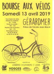 2019-04-13 Affiche Bourse aux vélos