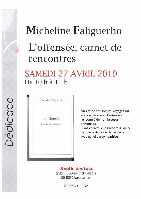 Dédicace Micheline