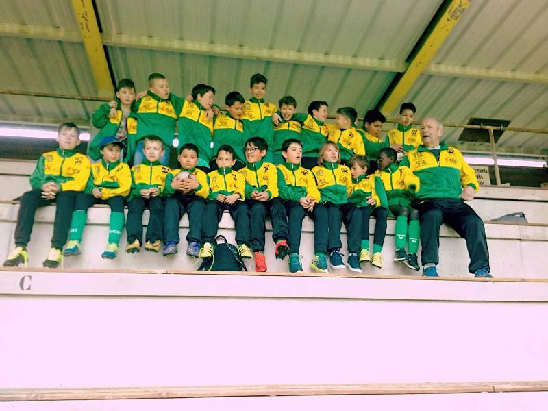 U11 football ASG