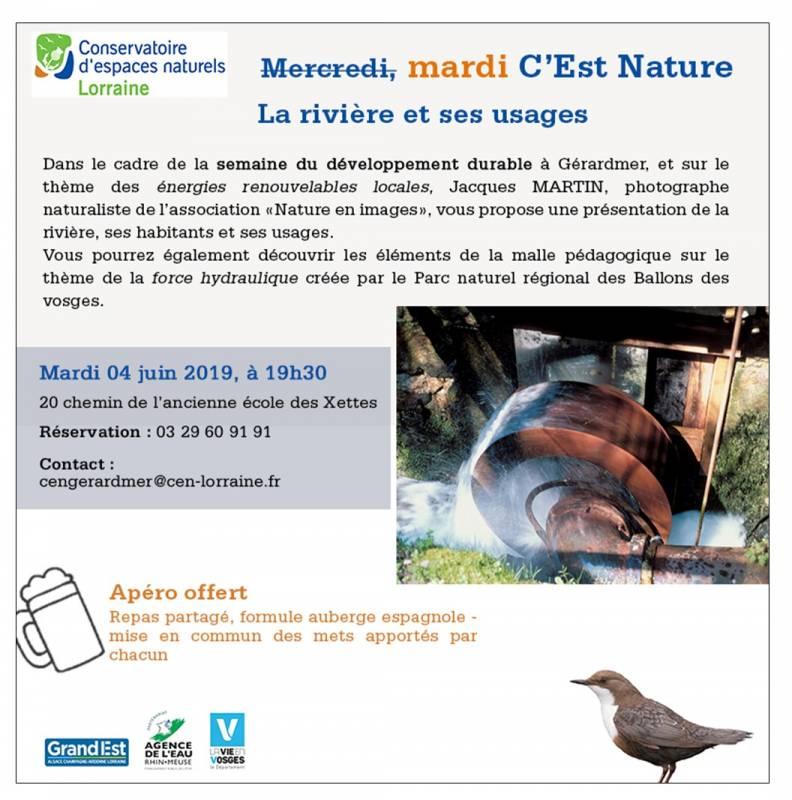 rdv c'Est nature CEN