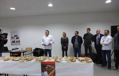 concours meilleur baguette Vosges 2019