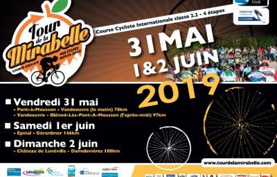 tour mirabelle 2019 affiche