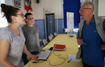 CLLAJ Gérardmer CCAS mairie réunion
