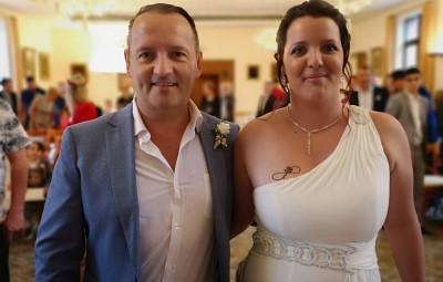 stephanie bruno le mariage