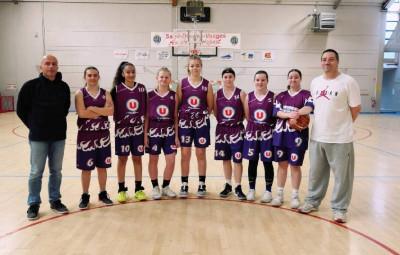 U15 filles CTC Hautes Vosges 2018-2019