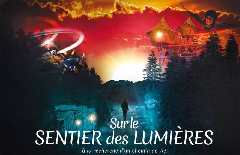 La Bresse : 10.000 spectateurs attendus « Sur le Sentier des Lumières »
