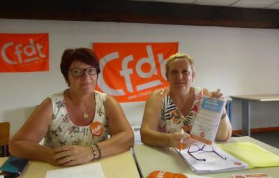 CFDT jobs d'été