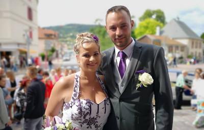 mariage alexis