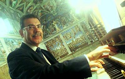 Juan Paradell Cappella Sistina