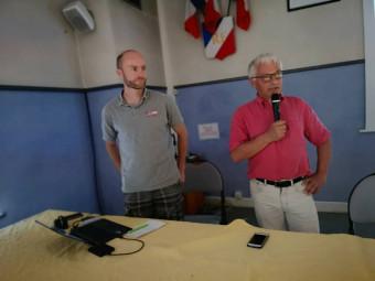 Rémi Lacroix et Michel Lavest