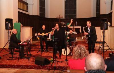 Concert Jam For Joy Gospel