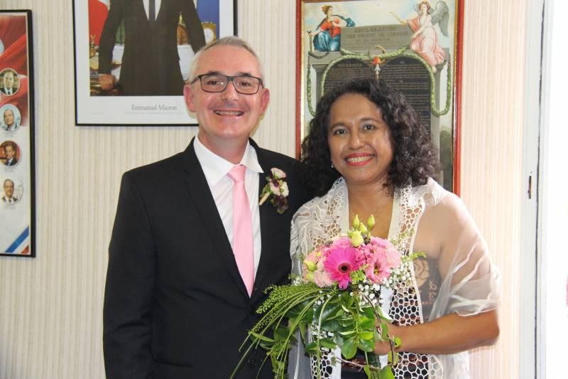 mariage Liézey