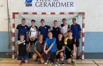 moins de 18 handball 2019-2020