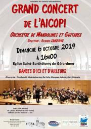 affiche AICOPI 6 octobre