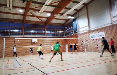 volley entraînement