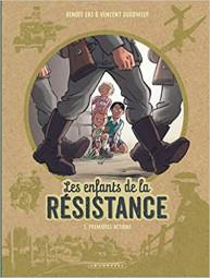 enfants resistance BD