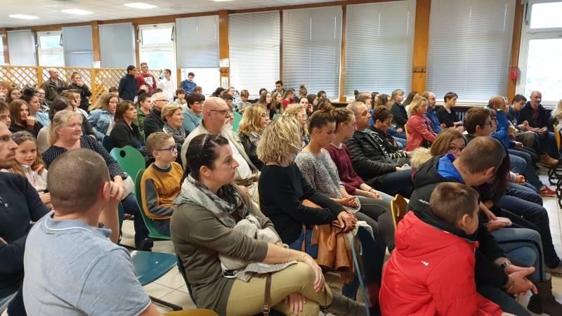 Brevet : 87 % d'admis en 2019 à la Haie Griselle