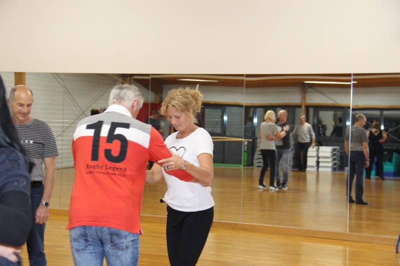 L'association «Et Vie Danses Gérardmer» sur le bon tempo pour 2020