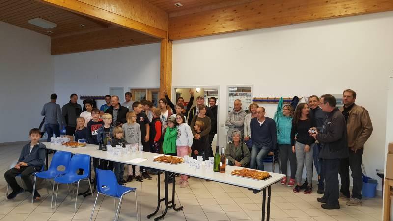 ASG Canoë-kayak : un dernier au-revoir à «Antho»