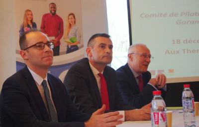 Le-sous-préfet-Benoit-Rochas-le-maire-Franck-Perry-le-Préfet-Pierre-Ory._cr