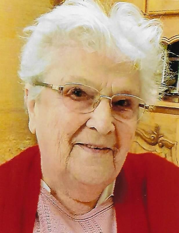 Anne-Marie GRÉGY