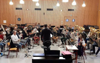 Grand Ensemble Tubas