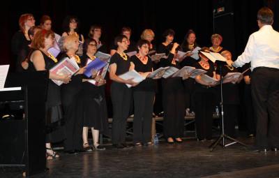 Les Castafiores chorale Gérardmer