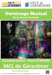 Affiche Alain Etchepare