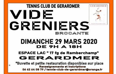 Flyer vide grenier Brocante 2020 (2)