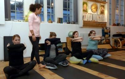 Yoga prénatal13