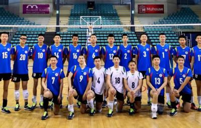 chinois volley match gérardmer