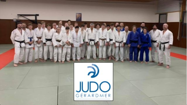 judo club logo + groupe