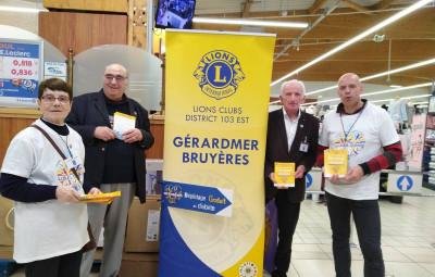 depistage diabete Lions Club Gérardmer Bruyères (1)