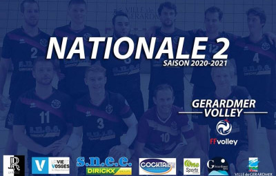 ASG Volley montée en N2 avril 2020