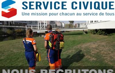 protection civile recrute 88
