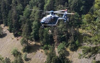 PGM helicoptère xonrupt longemer