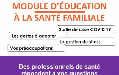 module education à la santé
