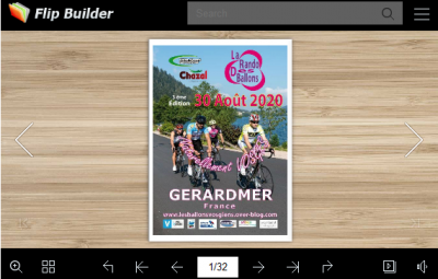 PLAQUETTE NUMERIQUE VSG 2020 - Vélo Sport Géromois