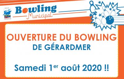 bowling ouverture