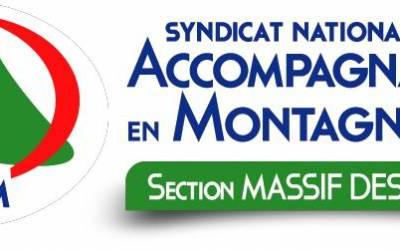 SNAM Massif des Vosges Logo