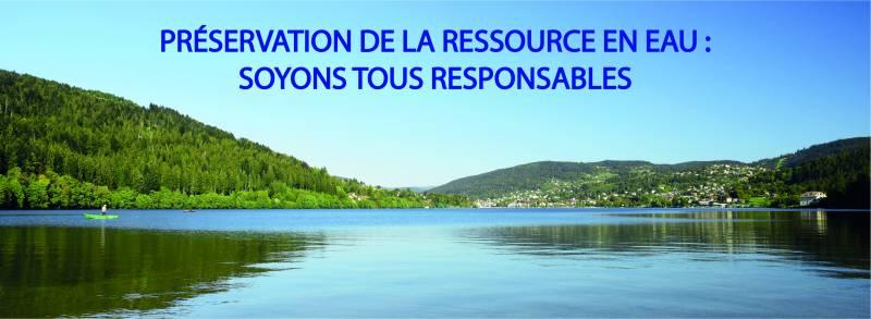 Ressources en eau